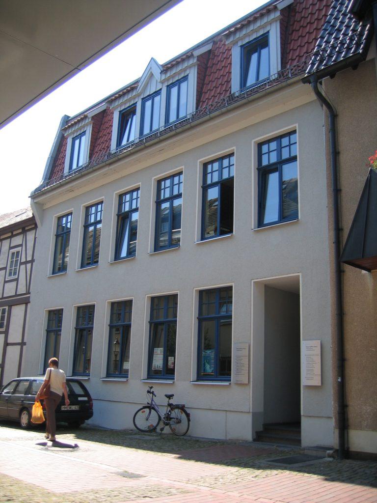 Heiliggeiststraße 2 Hameln AWO Geschäftsstelle Soziales Zentrum